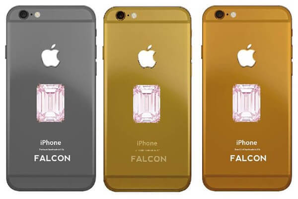 Falcon SuperNova Pink Diamond iPhone 6.