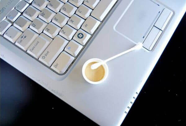 чисткa клавиатуры