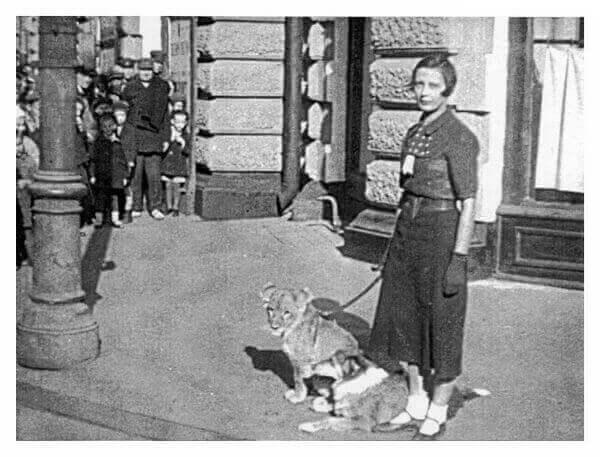 Вера Васильевна Чаплина и Кинули