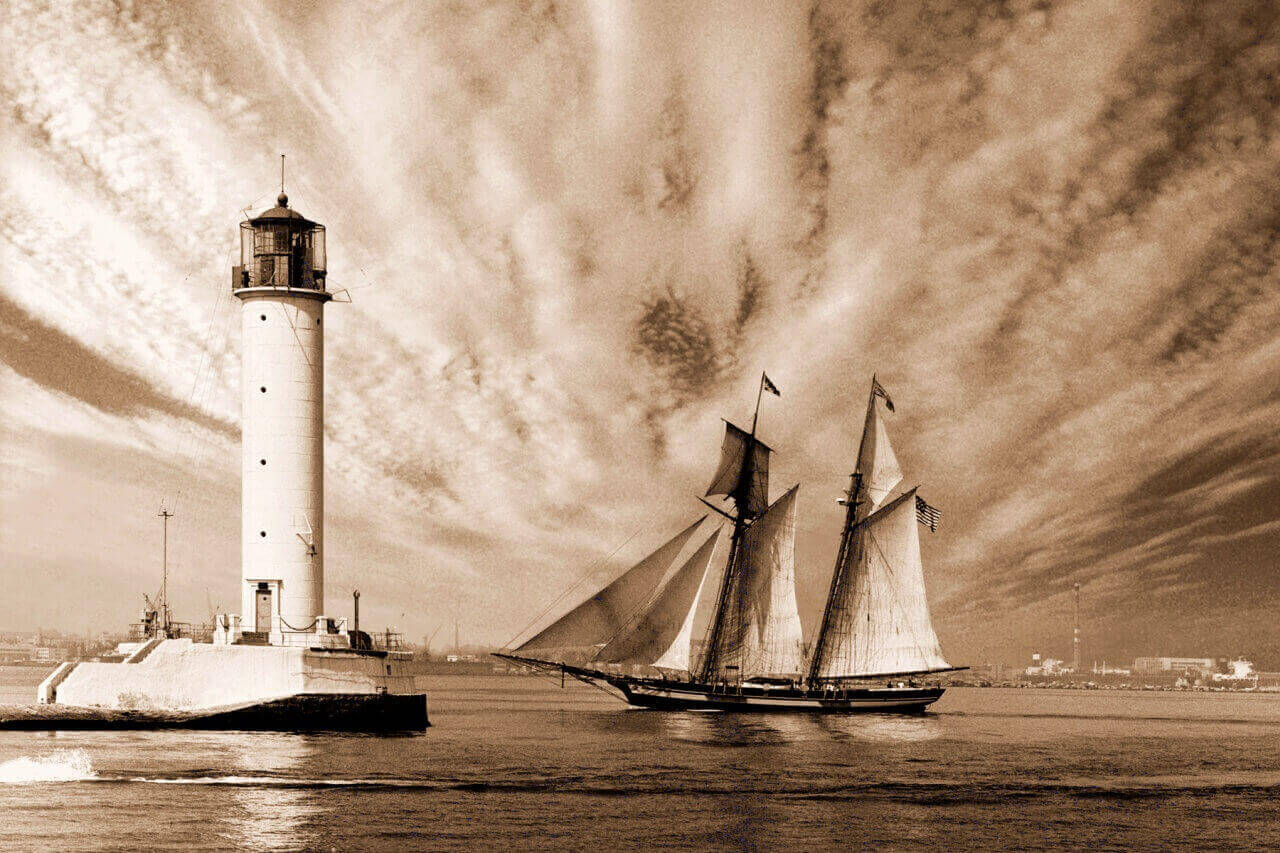 Воронцовский маяк.