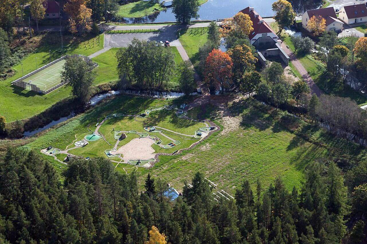Эстония Лахемааский национальный парк