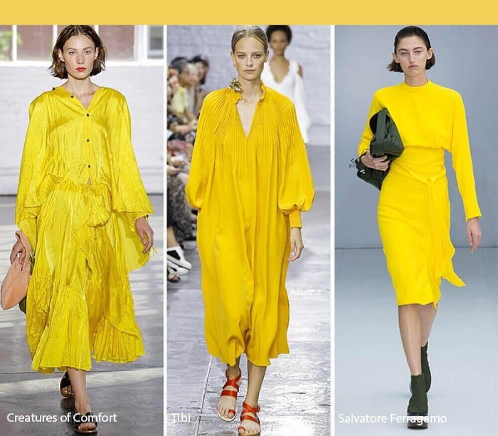 оттенок Primrose Yellow