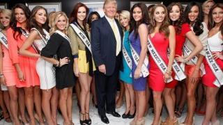 Дональд Трамп - Мисс Америка