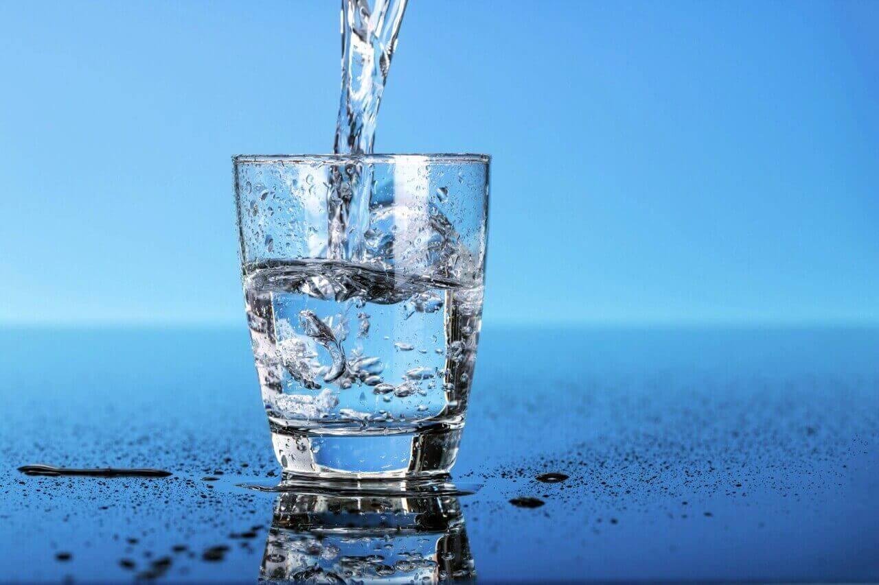 вода из Фонтана