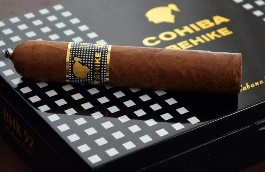 сигарета Cohiba Behike