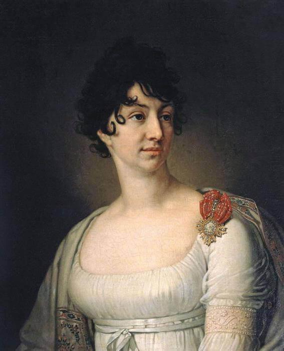 Елизавета Цильх - жена Ломоносова