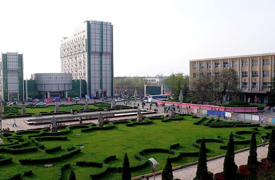 Линьфэнь, Китай 2012