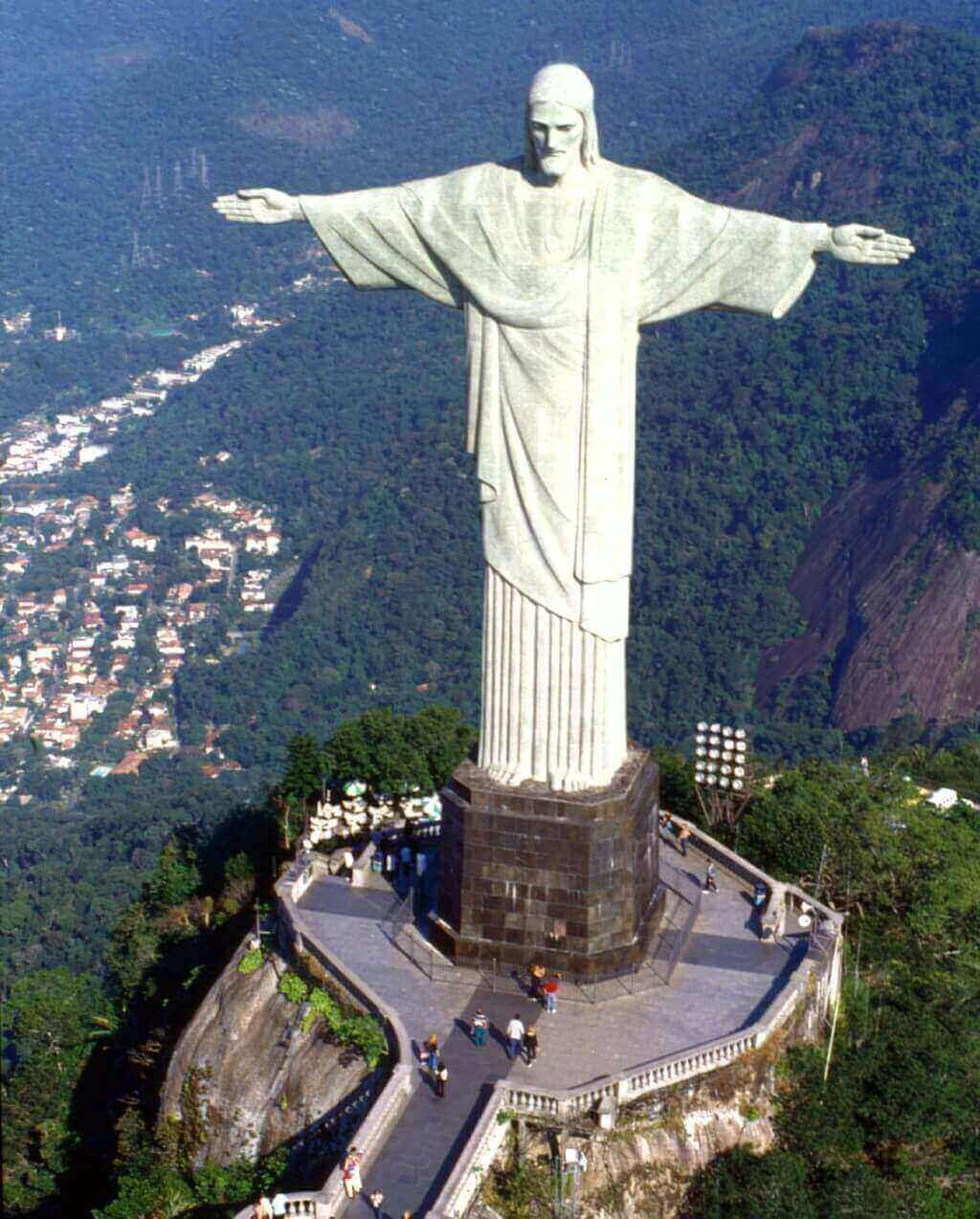 Седьмое Чудо Света - Статуя Христа Спасителя