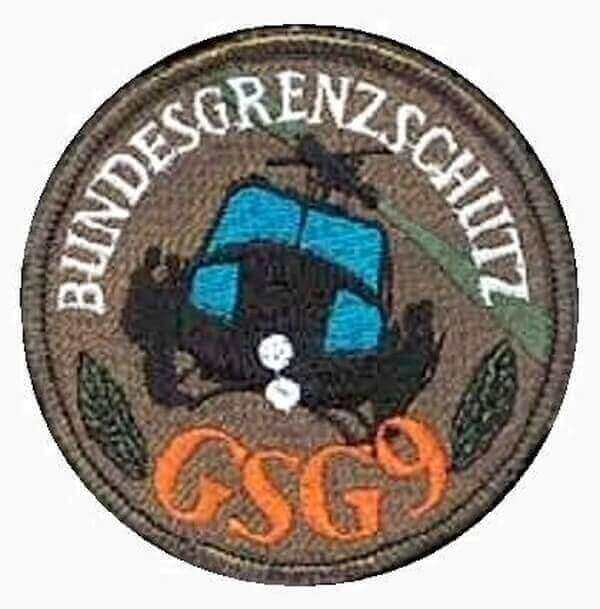 GSG 9. Германия