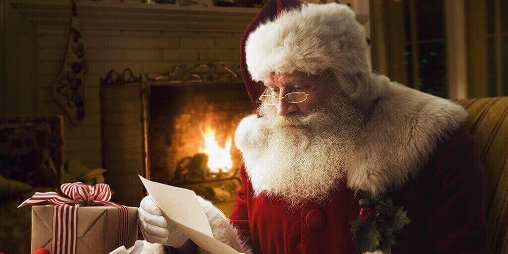 Санта Клаус в канаде