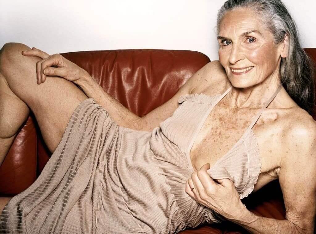 Милли Купер - самая старая проститутка в мире