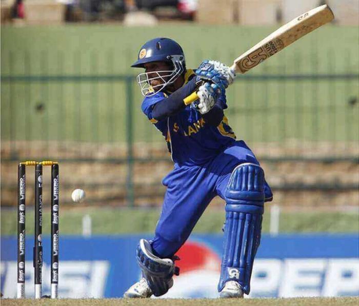 Сборная государства Шри-Ланка в 2018 крикет