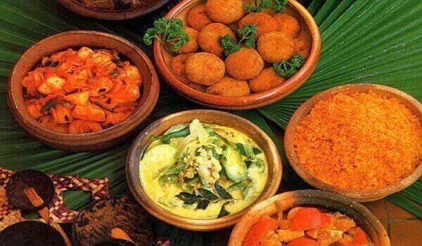 Блюда национальной кухни шри-ланки