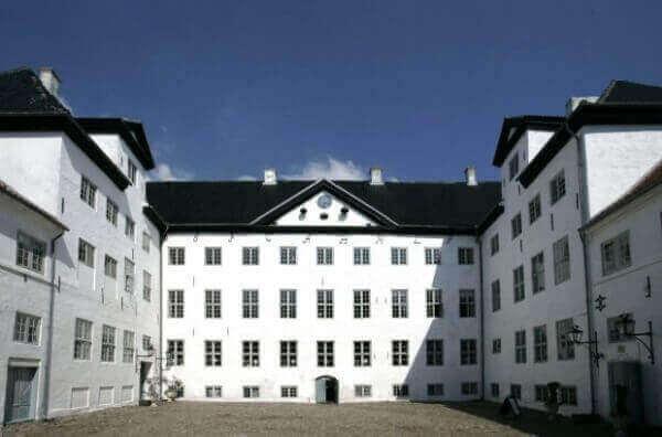 Замок Драгсхольм. Дания