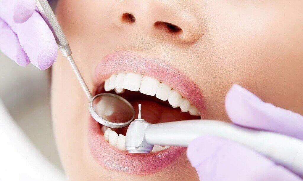 поход к зубному доктору