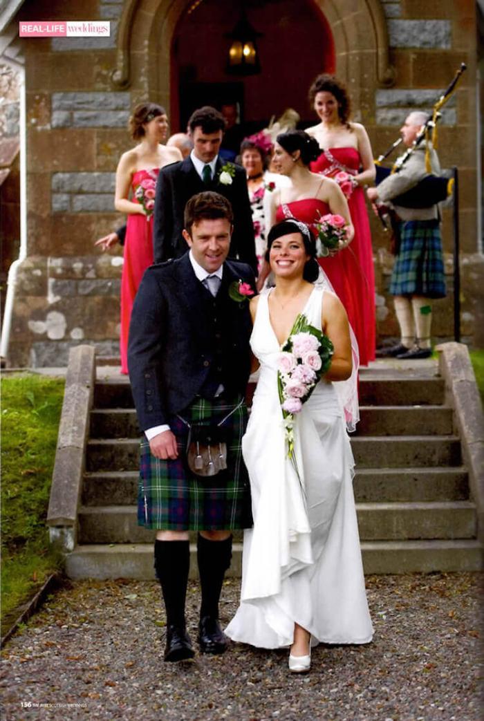 Традиционные свадебные наряды народов мира