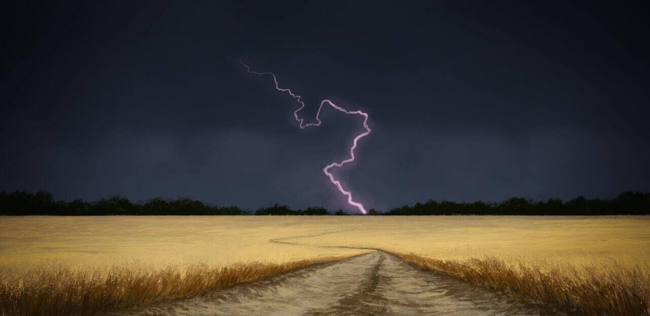 Немой шторм