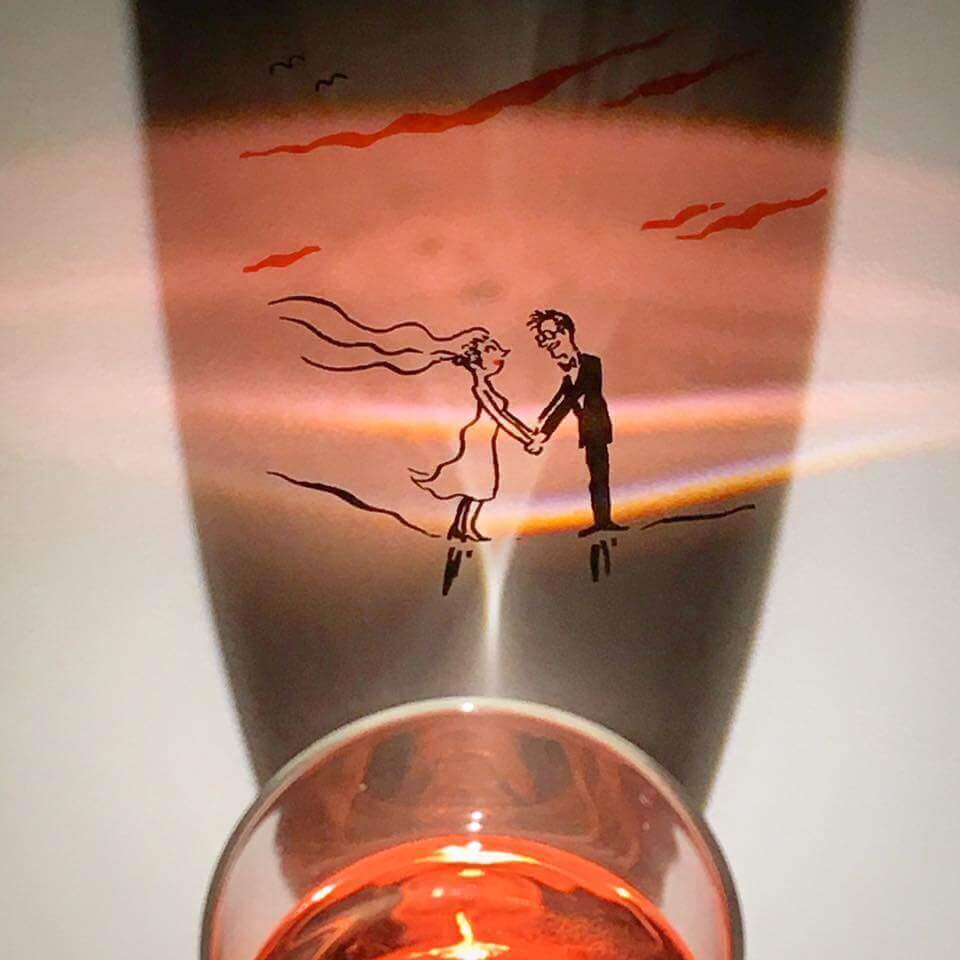 Винсент Баль – художник теней