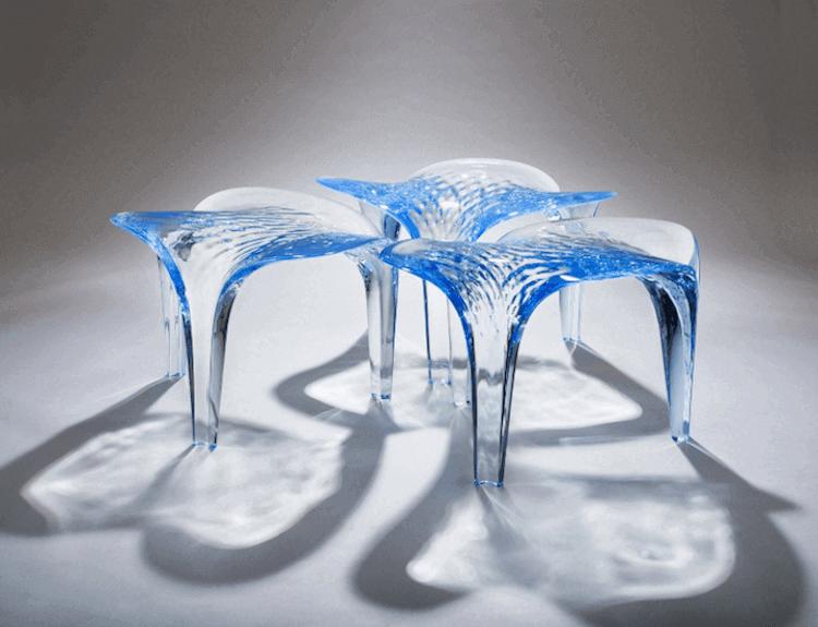 Мебель, вдохновленная природой