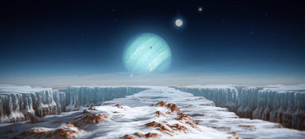 Чужак Нептун