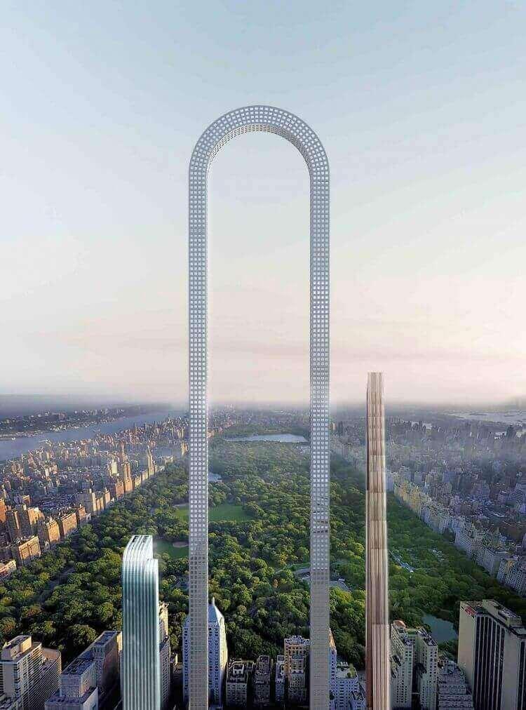 Самый длинный небоскреб вмире будет в Нью-Йорке