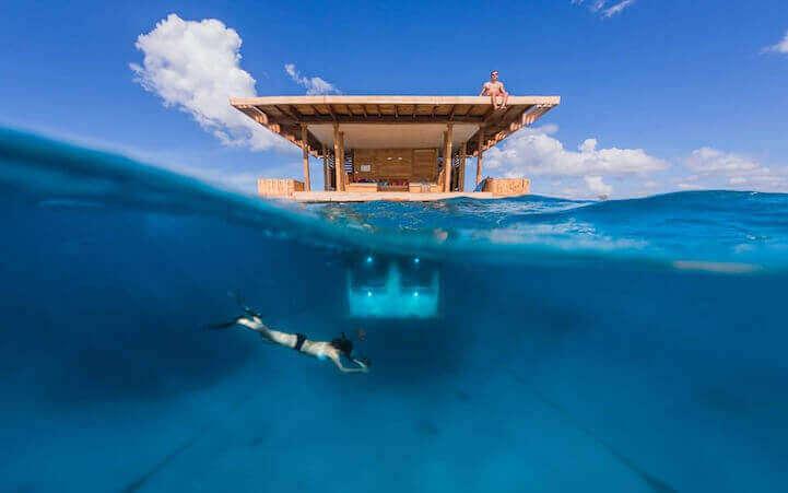 Manta Resort – Занзибар