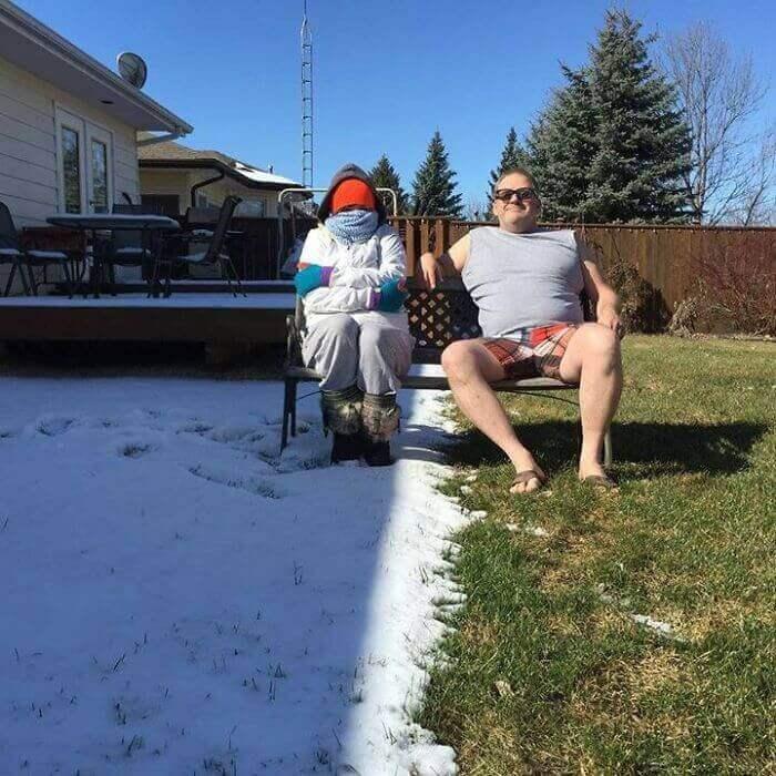 Погода в штате Висконсин на этой неделе