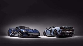McLaren - шасси из углеволокна