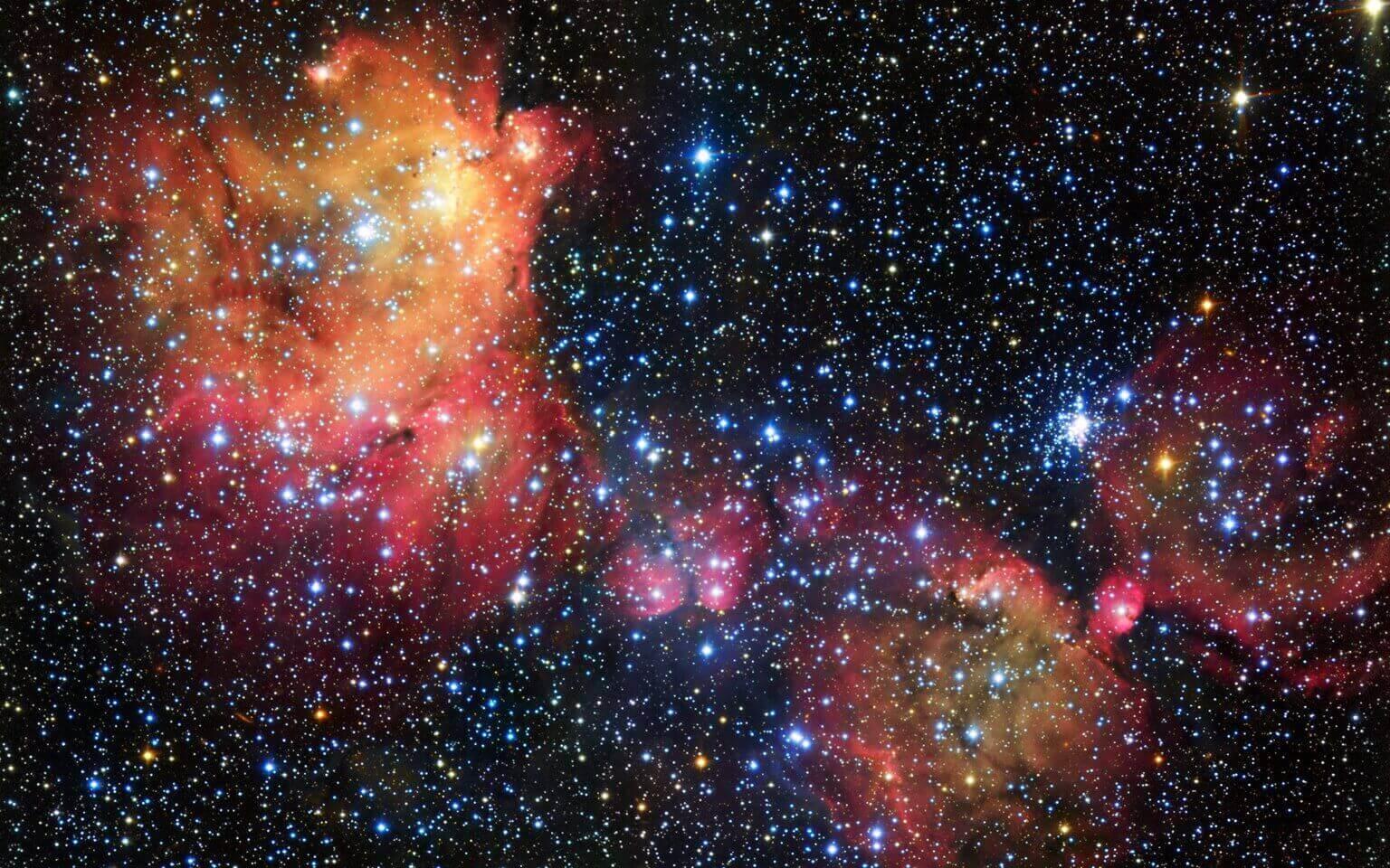 Лучшие космические фото 2016