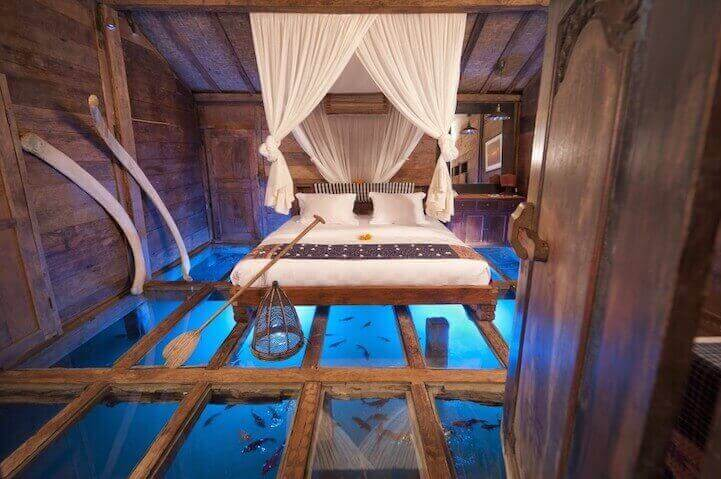 Bambu Indah Hotel – Бали, Индонезия