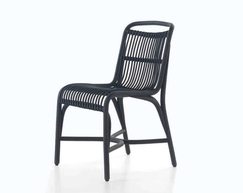 красивые ротанговые стулья 2017