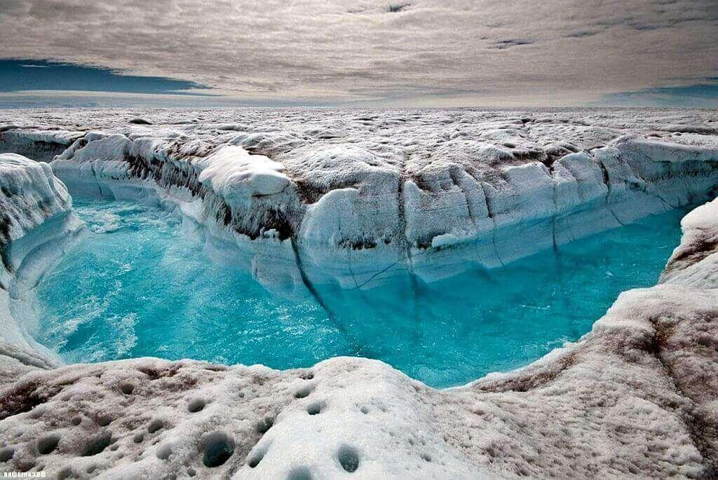 Глобальное таяние ледников