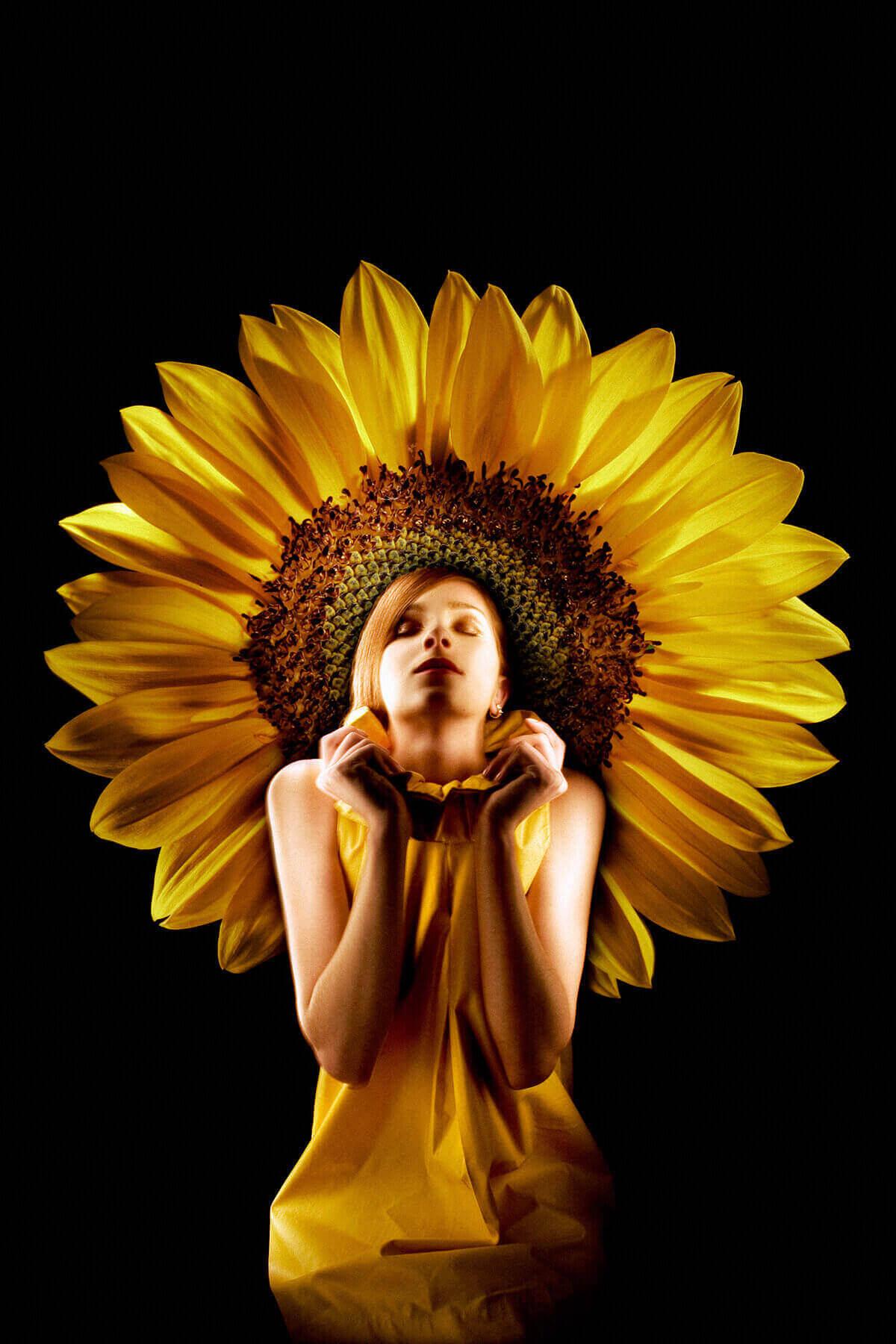 имитация красоты природы в моде - Коллекция PetitPoá Primavera 08