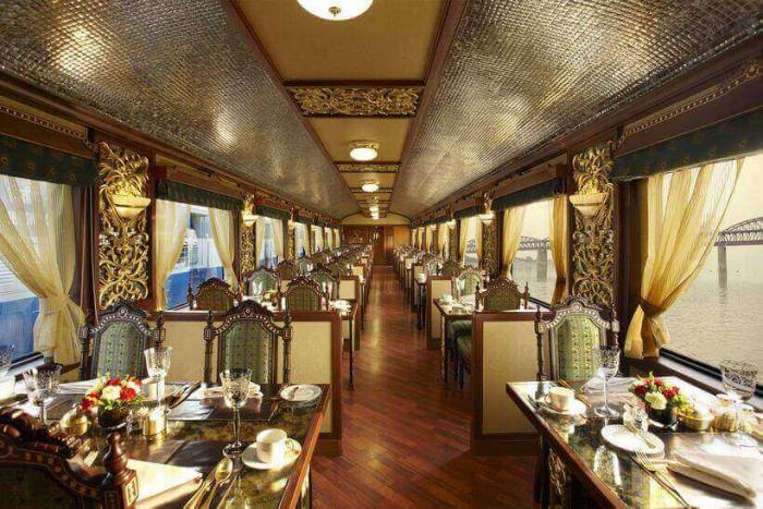 Топ-10 самых роскошных поездов мира