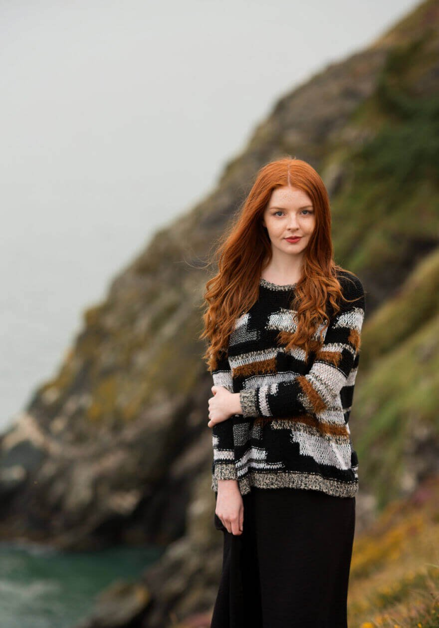 Грейси из Хоута, изумрудная Ирландия