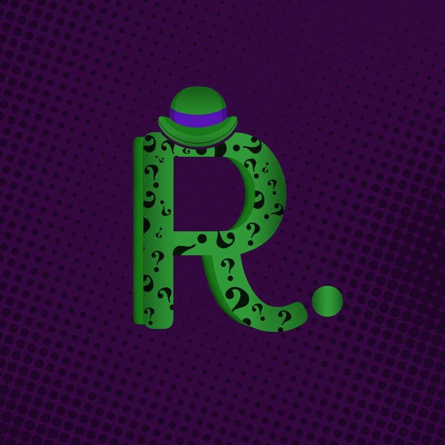 Riddler – Загадочник