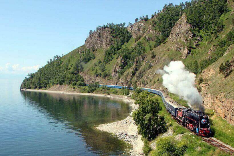 Golden Eagle Trans-Siberian Express (Транссибирский экспресс «Золотой орел»)