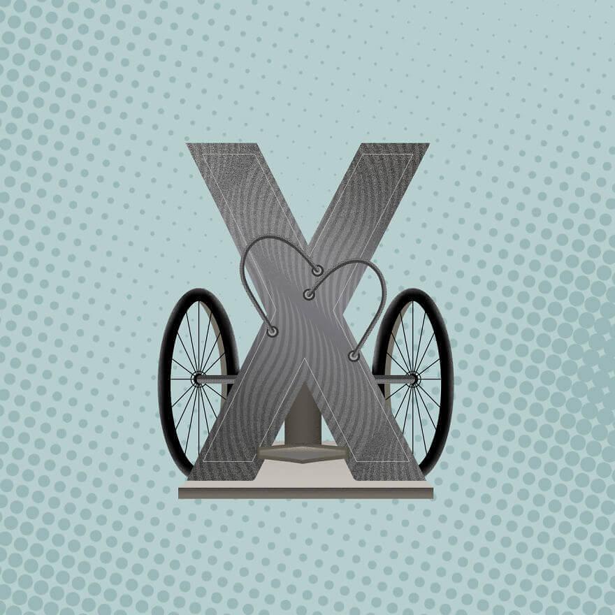 Professor X – Профессор Чарльз Завьер