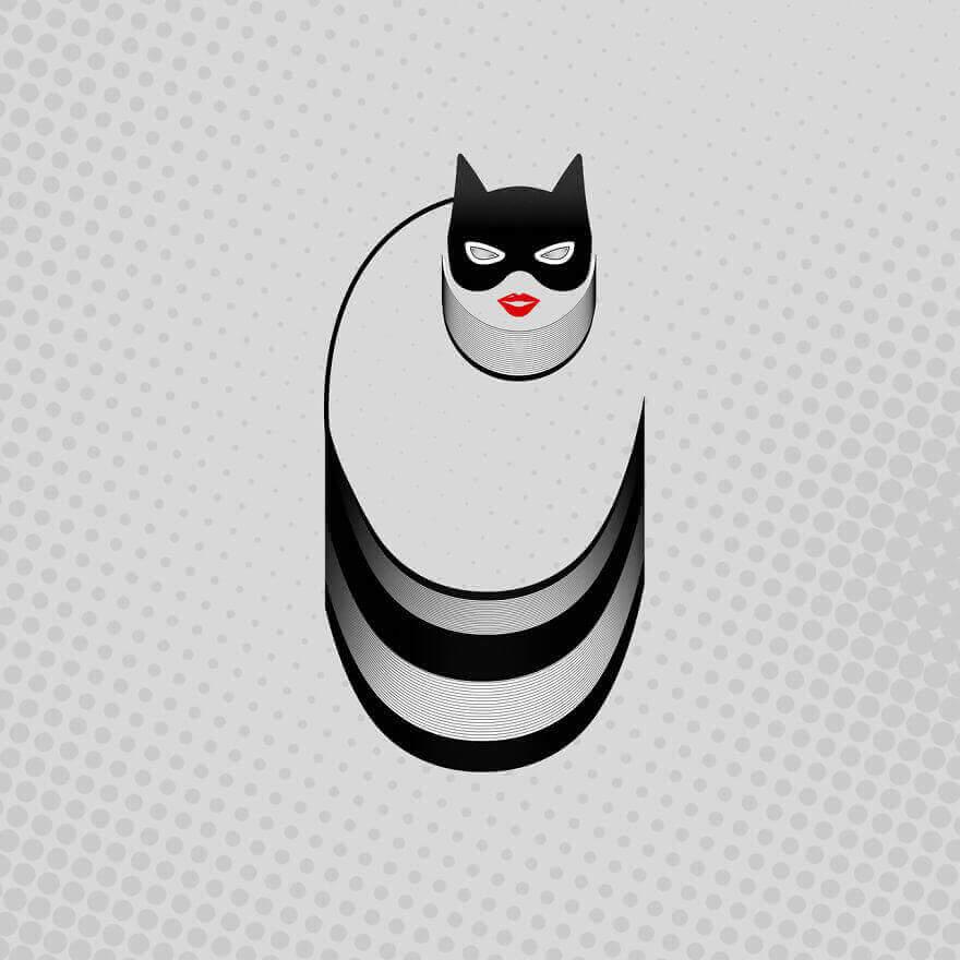 Catwoman – Женщина-Кошка