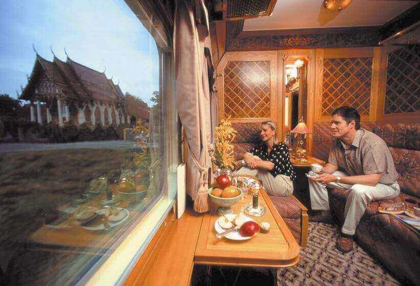 Eastern & Oriental Express (Восточный азиатский экспресс)