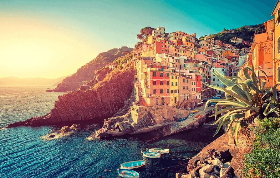 Итальянские курорты