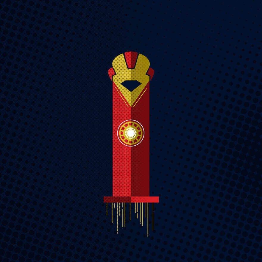 Iron Man – Железный Человек