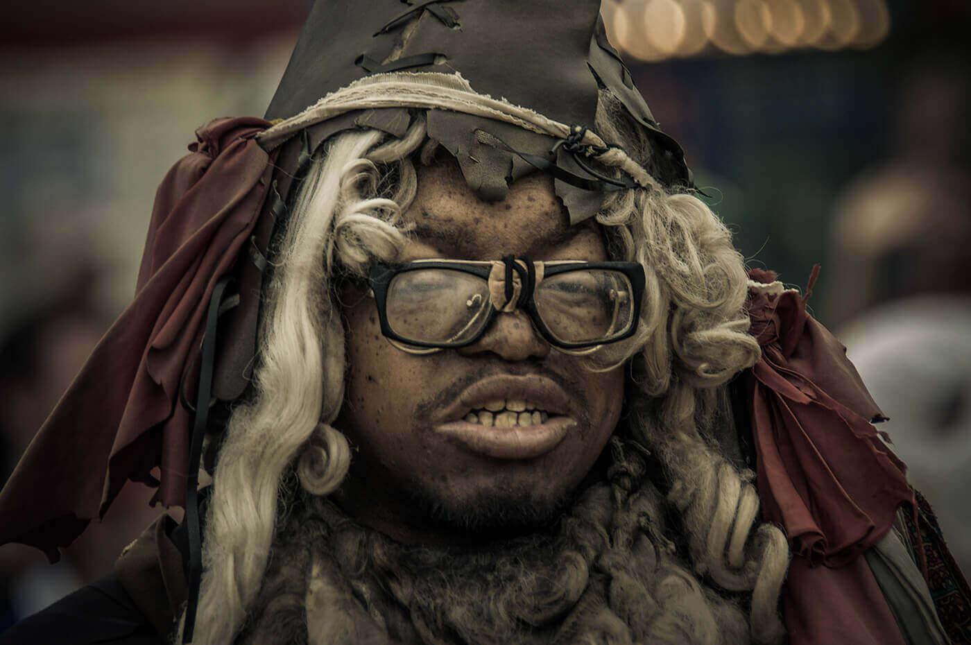 Уличные фото людей Кони-Айленда