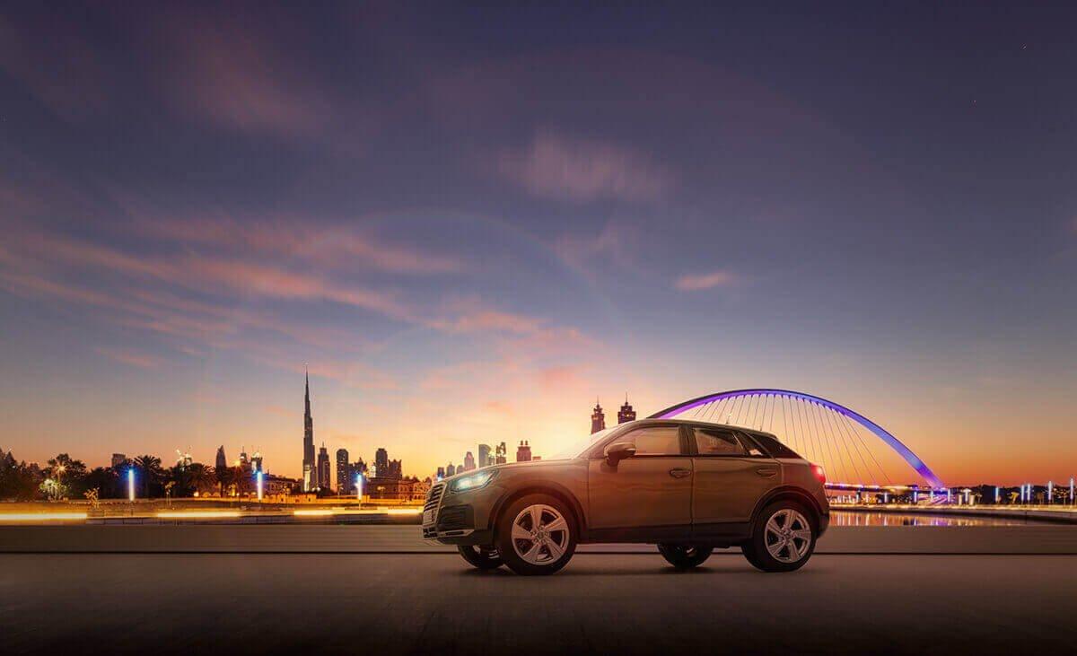 автоминиатюры Audi Феликса Эрнандеса
