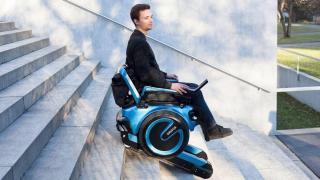 новейшая модель инвалидного кресла