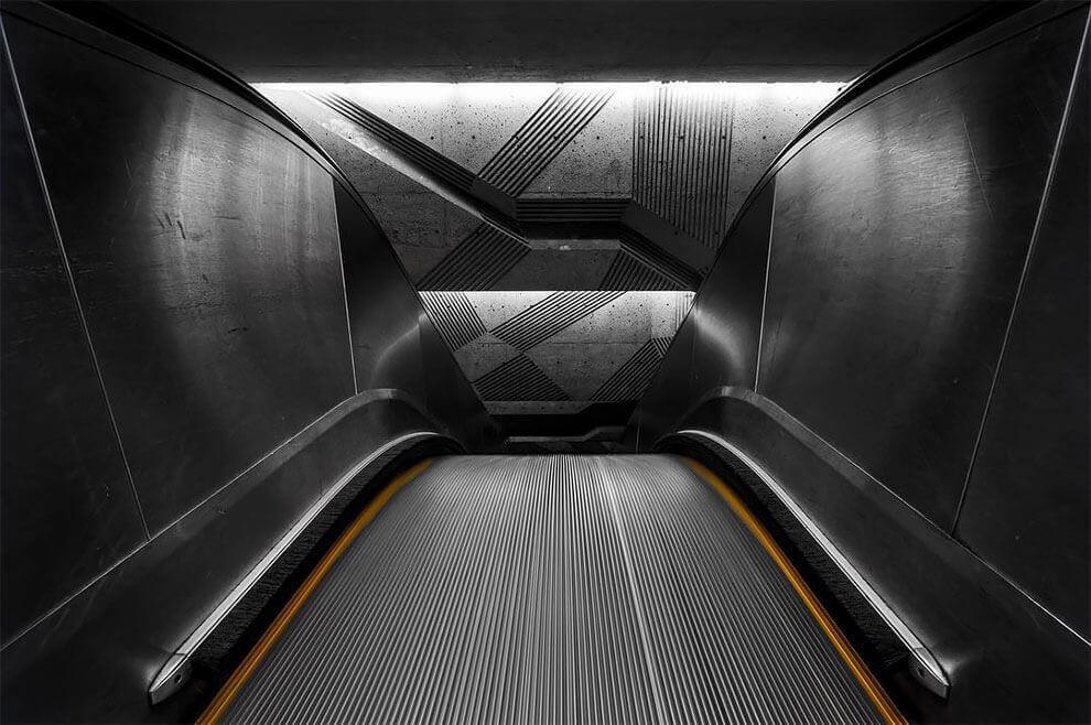 фотографии станций метрополитена