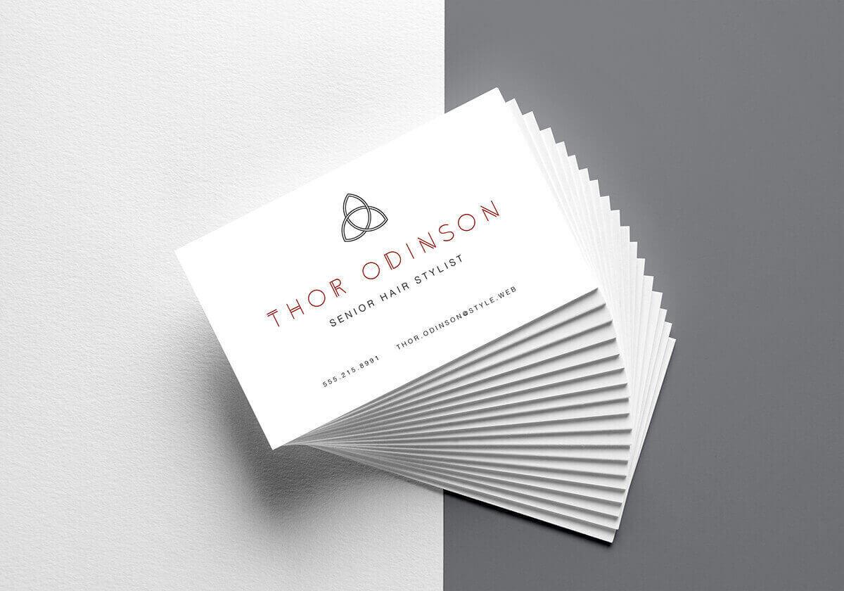 Тор Одинсон (сын Одина) визитная карточка