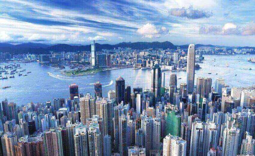 Гонконг - самые дорогие мегаполисы мира