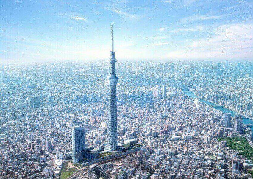 Токио, Япония - самые дорогие мегаполисы мира