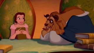 мультфильм Красавица и чудовище